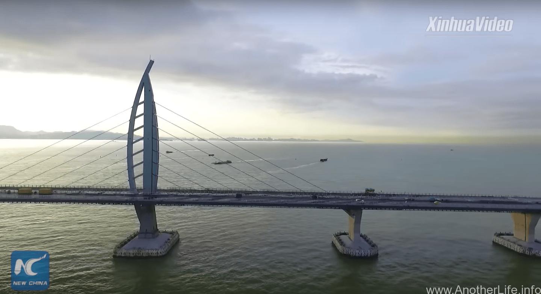 Most Gonkong-CHzhuhaj-Makao