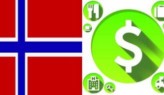 Стоимость жизни в Норвегии