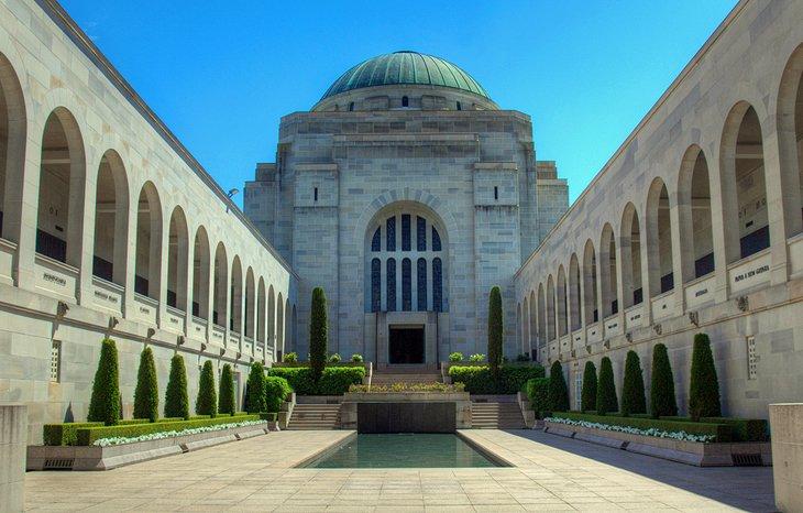 Avstralijskij voennyj memorial