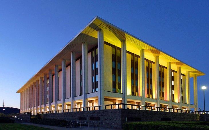 Nacional'naya biblioteka Avstralii