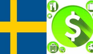 Стоимость жизни в Швеции