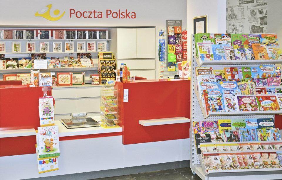 Poczta Polska _ ceni na drugie uslugi