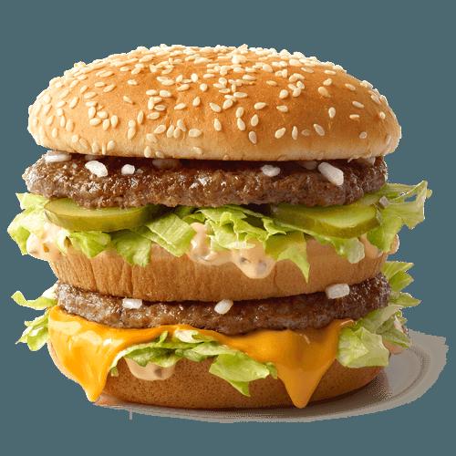 Reıtıng Big Mac