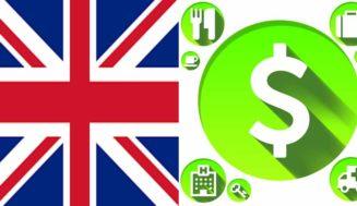 Стоимость жизни в Англии (Лондон)