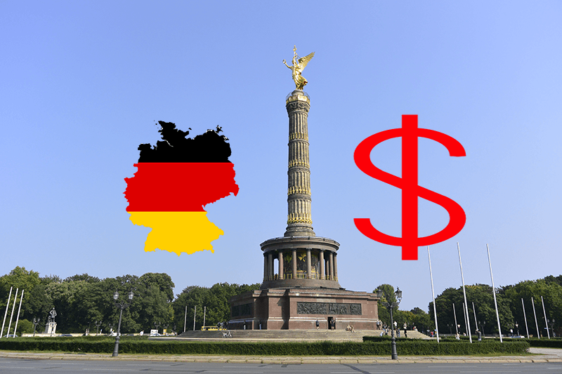 Podokhodnyy nalog v Germanii dlya rabotnikov