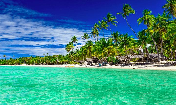The Mamanuca Islands, Fiji