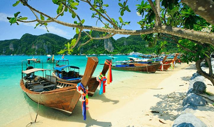 The Andaman Coast, Thailand