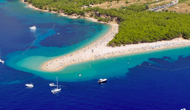 The Dalmatian Islands, Croatia