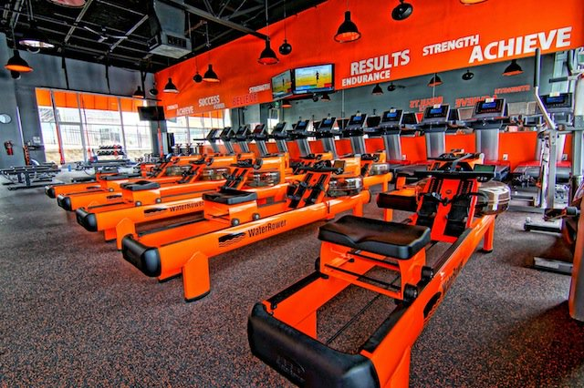 Orange theory Fitness Group