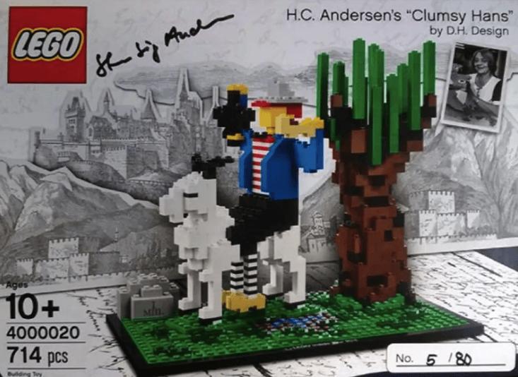 H.C. Andersen's Clumsy Hans (2015 Edition)