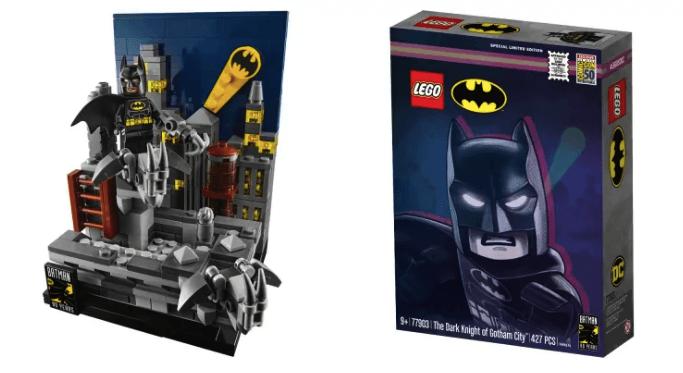 Lego Limited Edition Batman Announcement Set