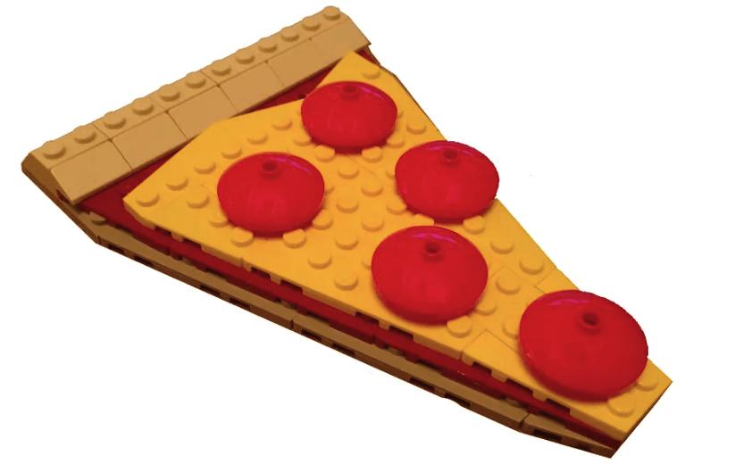 Lego TMNT Antonio's Pizza-Rama (New York Comic-Con 2012 Exclusive)